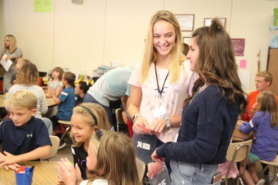 Research and Design Students Partner with Park Elementary