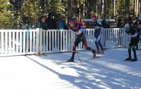 NC Mustangs sweep first cross country ski meet of the season
