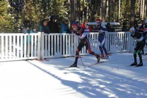 NC nordic skiers competed at Junior Nationals in Alaska