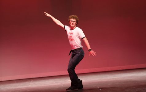 Mr. Mustang steals the show