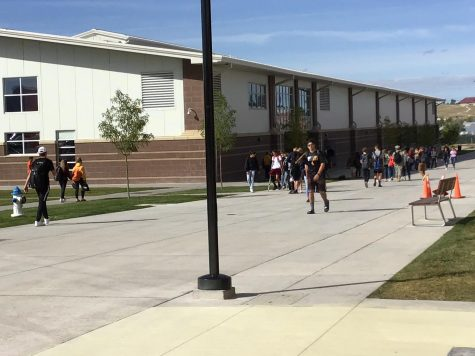 NC students struggle to attend P.E on time