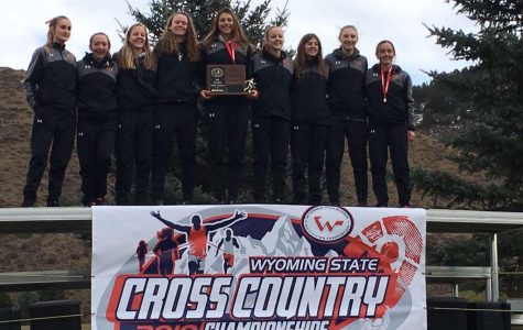 Fillies repeat as cross country state champions