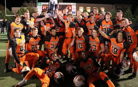 Mustangs conquer the Trojans at the 55th Oil Bowl