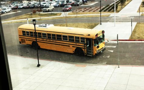 NC students participate in bus evacuation drills