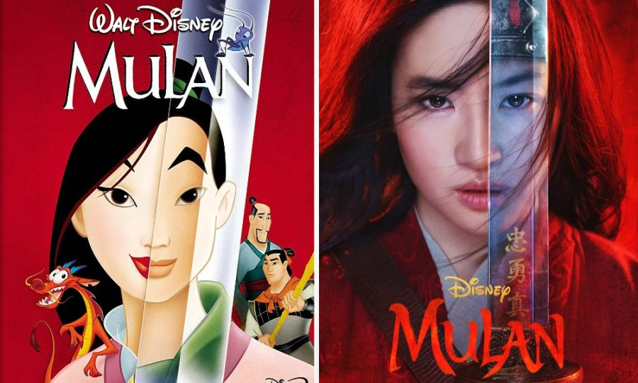 Mulan Comparison