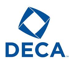 DECA Symbol in blue