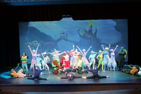 """An Overview of NC's Production of """"The Little Mermaid"""""""